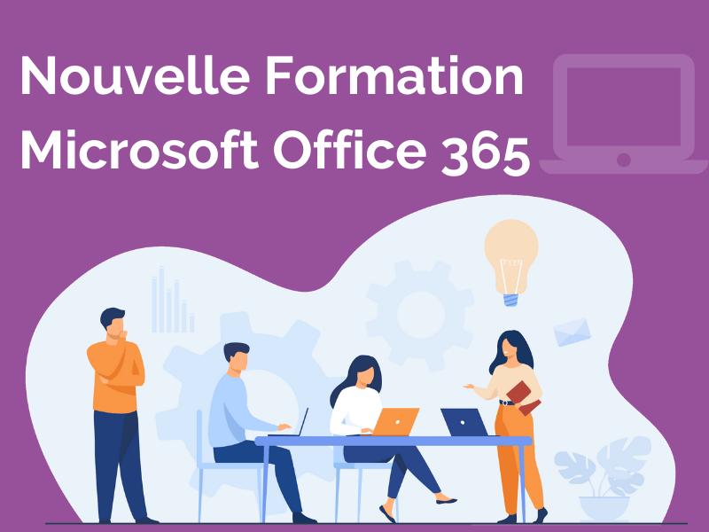 Formation Microsoft Office 365 Idéallis Valence