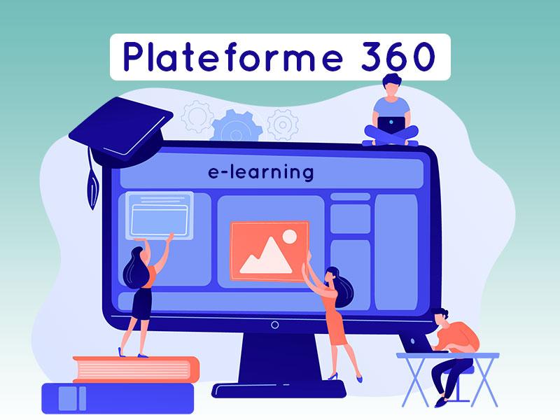 Plateforme 360 e-learning Idéallis Valence