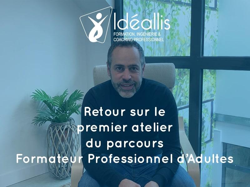 Formation Professionnel d'Adultes Lyon Valence Idéallis