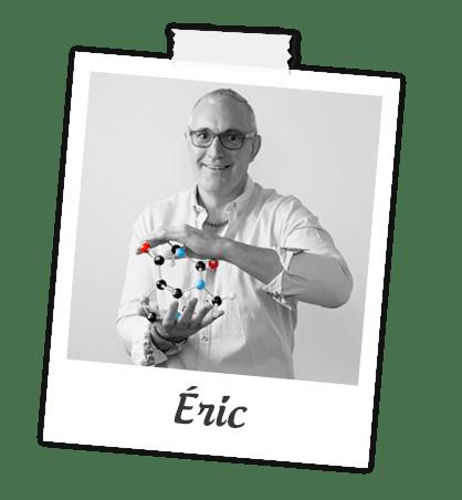 Eric formateur agroalimentaire HQSE, nettoyage et process industriel, bureautique, Idéallis centre de formation Valence